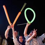 جشن توافق هسته ای به روایت تصویر