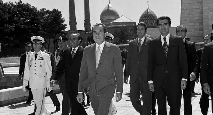 عکسهای کمیاب و دیده نشده از خاندان پهلوی