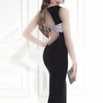جدیدترین مدل لباس مجلسی کوتاه زنانه ترکیه ای 2015