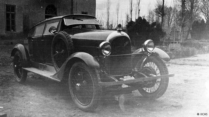 اتومبیل و تاریخچه حضور آن در ایران