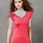 مدل های تی شرت زنانه 2015 از استاد فرانک ابراهیم پور