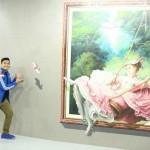 موزه هنرهای ۳بعدی در فیلیپین