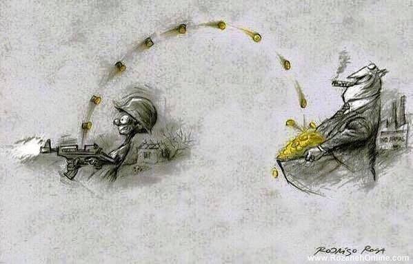 کاریکاتورهای مفهومی زیبا و تفکر برانگیز