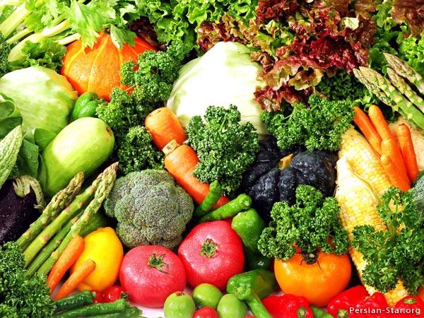 مواد غذایی موثر در تصفیه خون و سم زدائی بدن