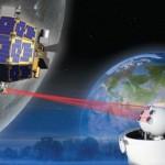 سرعت انتقال اطلاعات بین زمین و ماه