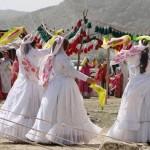 برگزاری مراسم عروسی های سنتی در گوشه و کنار کشور