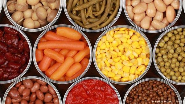 مسمومیت های غذایی کشنده ناشی از مصرف بعضی مواد غذایی