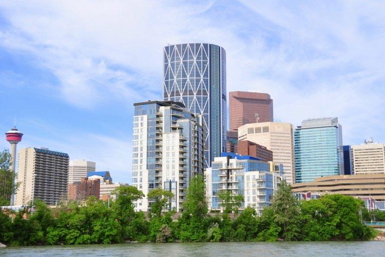 کلگری (Calgary)، کانادا - تمیزترین شهرهای دنیا