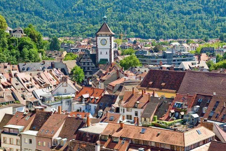 فرایبورگ (Freiburg)، آلمان- تمیزترین شهرهای دنیا