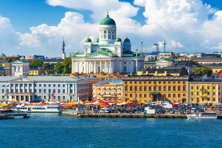 هلسینکی (Helsinki)، فنلاند- تمیزترین شهرهای دنیا