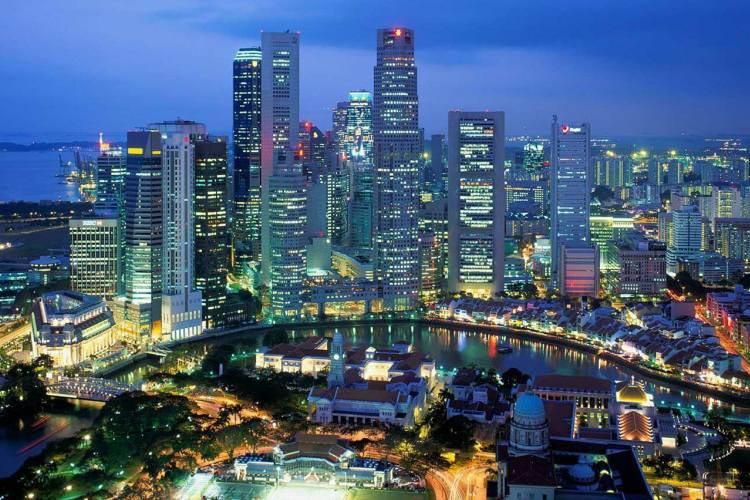 سنگاپور (Singapore)- تمیزترین شهرهای دنیا