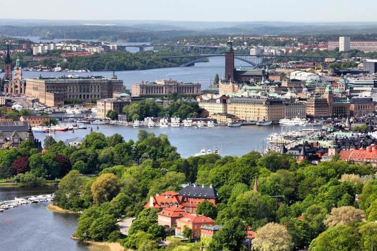 استکهلم (Stockholm)، سوئد-تمیزترین شهرهای دنیا