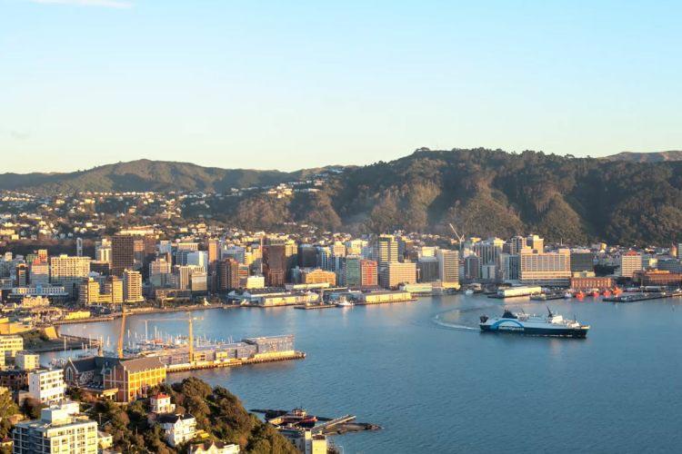 ولینگتون (Wellington)، نیوزیلند- تمیزترین شهرهای دنیا