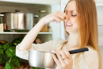 رفع بو های نا مطبوع از آشپزخانه و سایل داخل آن