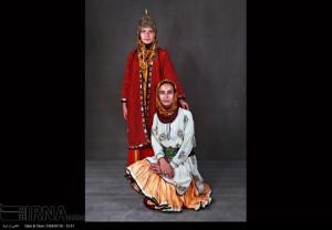 پوششهای محلی زنان ایرانی