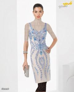 جدیدترین مدل های لباس عصر مجلسی کوتاه 2016