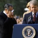 آخرین سفر شاه درسال ۵۶ به آمریکا