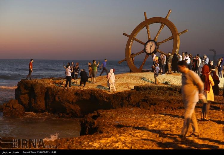 جزیره کیش به روایت تصویر