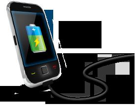شارژ کردن گوشی با USB کامپیوتر