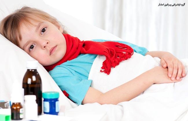پیشگیری از سرما خوردگی و آنفولانزا