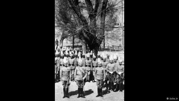 قوای نظامی ایران در زمان قاجار