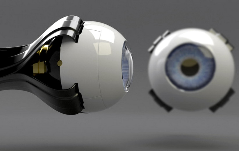 چشم الکترونیکی