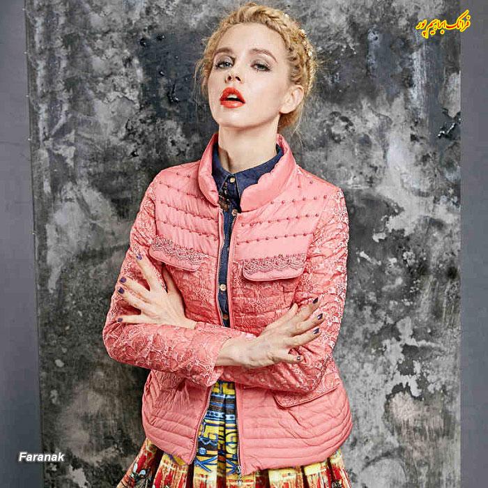 جدیدترین مدل های کاپشن دخترانه 2016