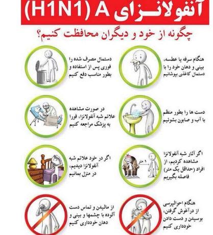 آنفولانزای خوکی یا آنفلوانزای H1N1