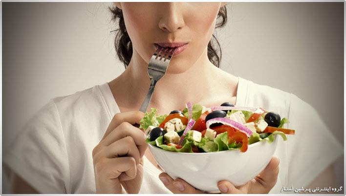 خوراکی های لاغر کننده معروف