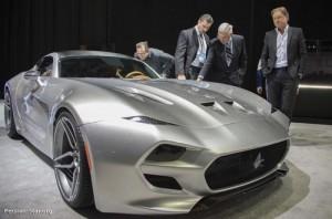 نمایشگاه خودرو دیترویت ۲۰۱۶