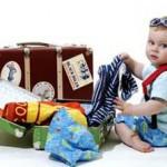سفر با کودکان ونکات مهمی در این باره