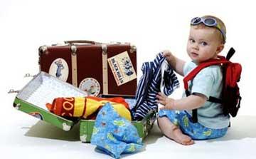 سفر با کودکان