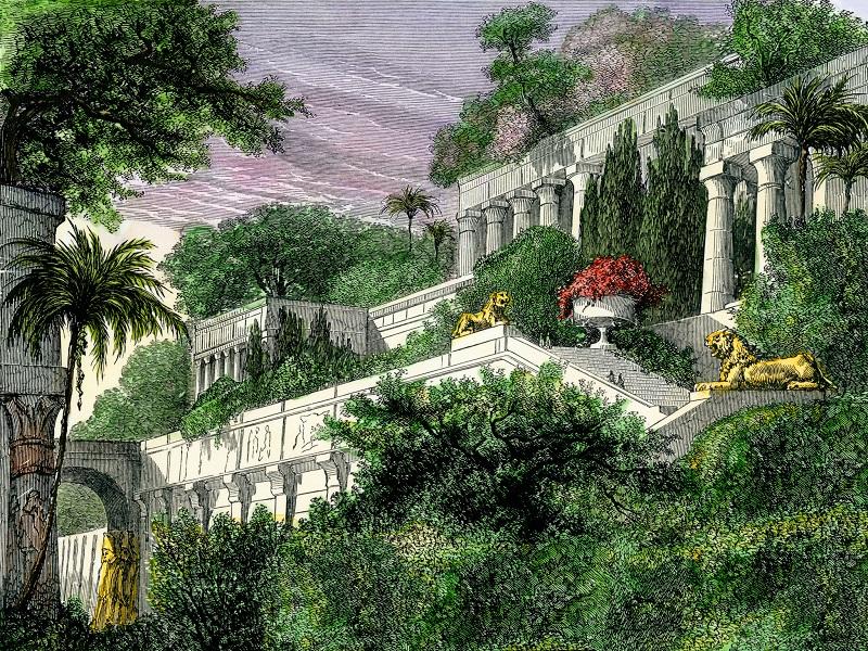 عجایب هفتگانه دنیای باستان