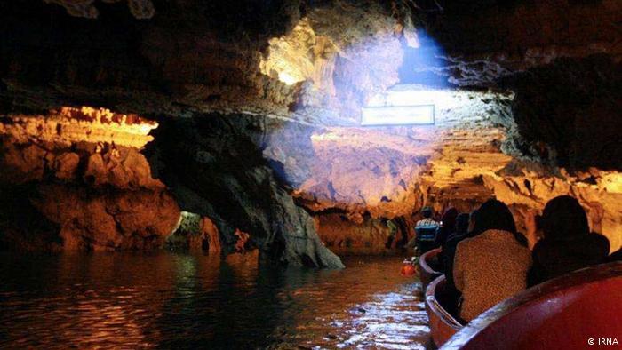 غارهای زیبای ایران