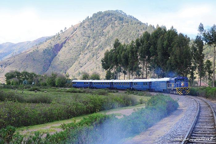 زیباترین مسیرهای قطار در سراسر جهان