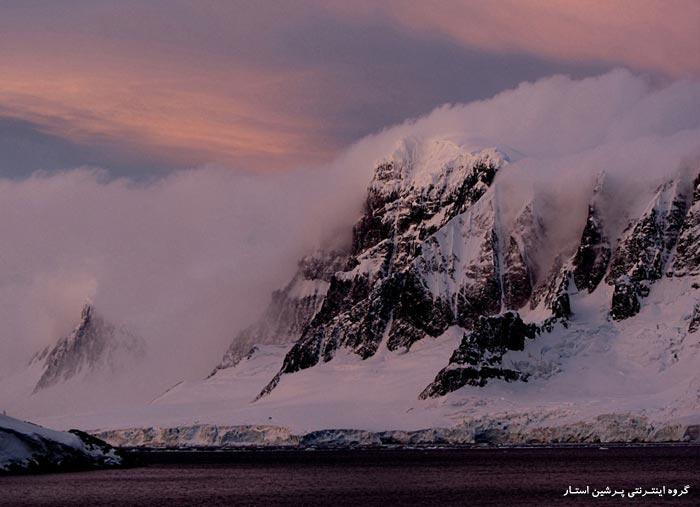 قطب جنوب به روایت تصویر