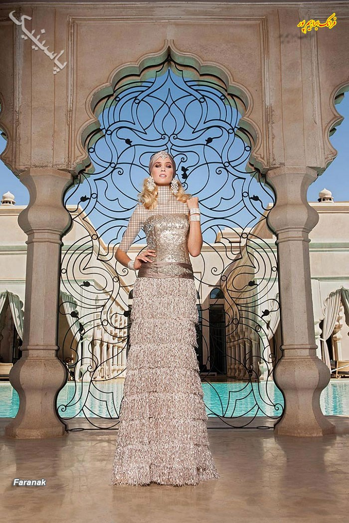 لباس مجلسی زنانه ۲۰۱۶