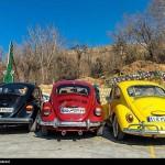 خودروهای قدیمی و کلاسیک در نمایشگاه شیراز