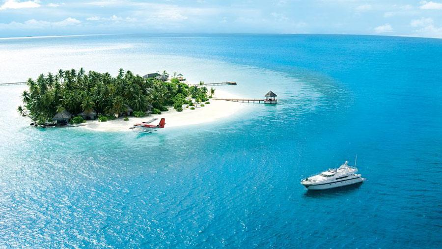 مالدیو سرزمین جزیره های بهشتی