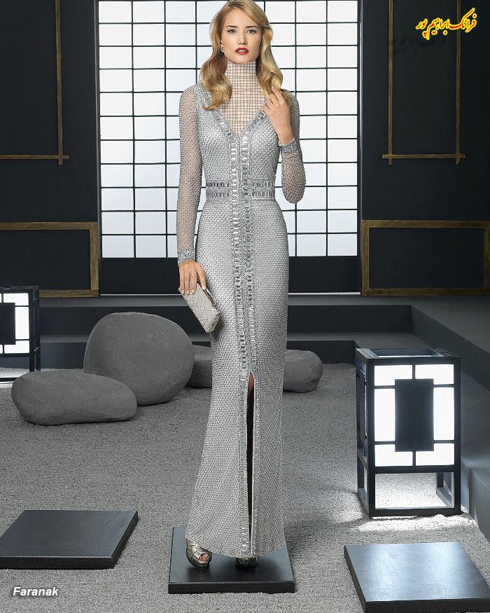 جدیدترین مدل های لباس مجلسی زنانه 2016