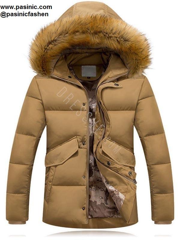 مدل های کاپشن زمستانه مردانه