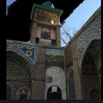 قدیمیترین ساعت تهران در مسجد مشیرالسلطنه