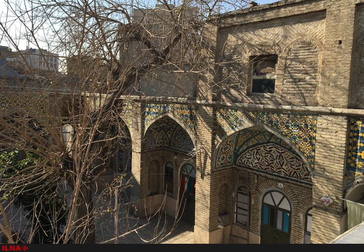 مسجد مشیرالسلطنه