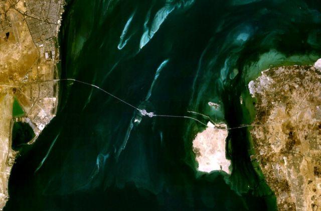 پل ملک فهد بحرین به شهید نمر تغییر نام داد