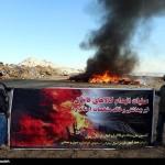 انهدام کالای قاچاق و غیر مجاز در مشهد