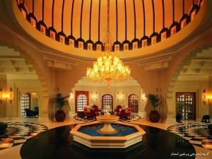 هتل اوبروی اودای ویلاس یک هتل رویایی در هند