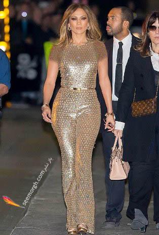 لباس 40 میلیونیجنیفرلوپز