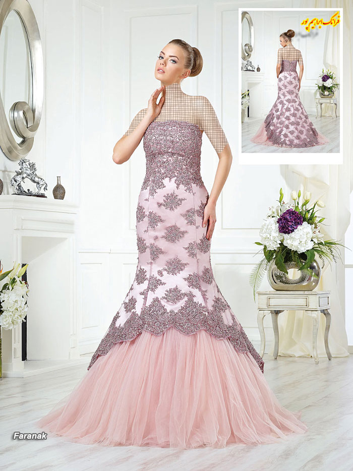 مدلهای لباس نامزدی