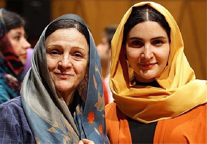 زوج مادردختردر عرصه سینمای ایران