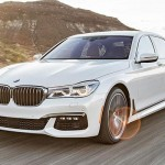 BMW M760i مدل ۲۰۱۷ معرفی شد